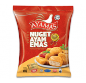 AYAMAS GOLDEN NUGGETS 850G