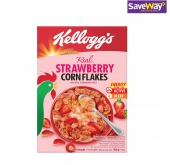KELLOGGS STRAWBERRY CORN FLAKES