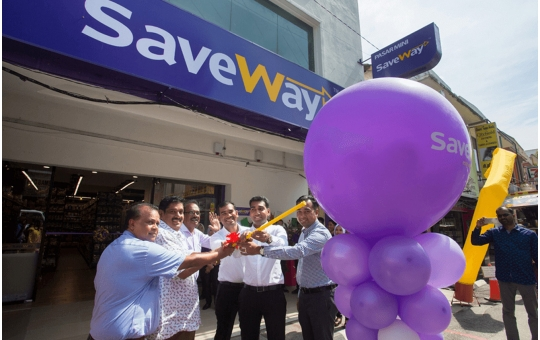 Open Ceremony for Saveway Klang